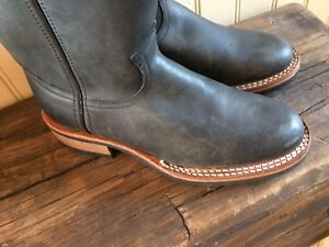 Women's Leather Geronimo Boots