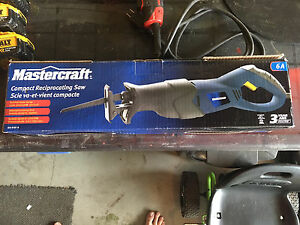 Brand new Master craft 6A sawzall