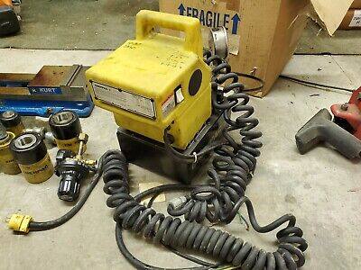 Enerpac Pud3105b Electric Hydraulic Pump 115v 5 Gallon Capacity