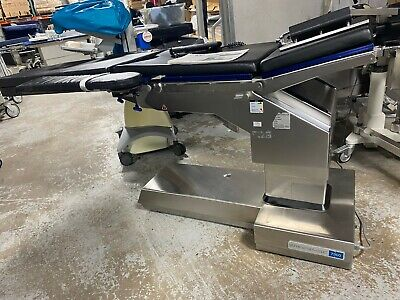 Schaurer Omi 7300 Operating Room Table With New Remote Control