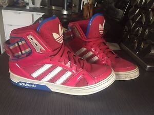 Adidas high tops women's size 8.5