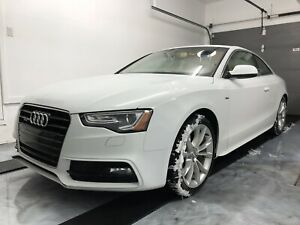 Audi A5 S-Line Takeover INCENTIVE