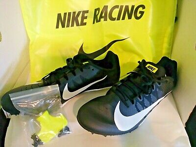 Mens Field Spikes - Nike New Zoom Rival S 9 Mens Track & Field Spikes Sprint Racing Shoes Size 11
