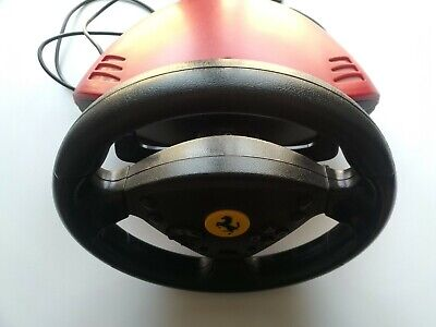 Volante gaming Thrustmaster 360 modena red edition