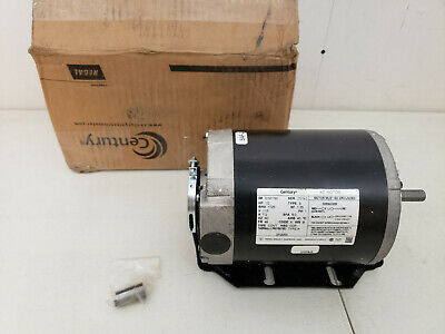 A.O SMITH C48A01A19 106663.0001 1//3HP 115//230V 1750RPM AC MOTOR 5//8 SHAFT *NNB*