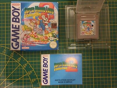 NEUF SUPER MARIO LAND 2 II OVP Nintendo Gameboy Game boy Boxed boite DMG-MQ-FAH