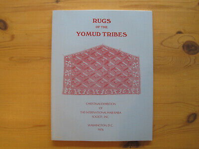 Jones, H. McCoy: Rugs of the Yomud Tribes, 1976, rare!