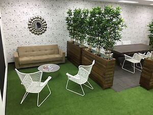 BRISBANE HIGH QUALITY NATURAL LOOKING FAKE ARTIFICIAL SYNTHETIC TURF! Brisbane City Brisbane North West Preview