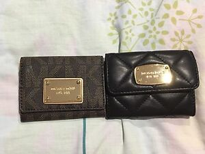 Authentic Michael Kors wallet card coin pouch Brighton Brisbane North East Preview
