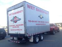 Wet basement? Saving you money?