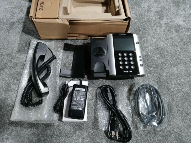 Polycom VVX 500 12 Line Business Media Phone