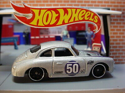 2020 Hot Wheels PORSCHE 356A OUTLAW ✿ silver; 50☆Multi Pack Exclusive?☆LOOSE