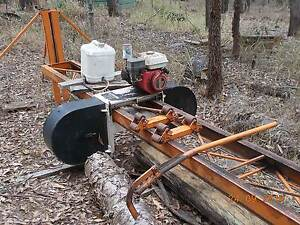 Portamill Band saw for sale Wondecla Tablelands Preview