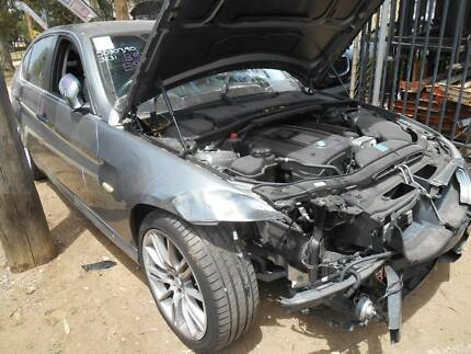 WRECKING 2009 BMW E90 323I Auto ENGINE TRANSMISSION PANELS Sydney City Inner Sydney Preview