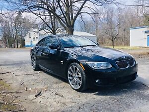 2011 BMW 335i Coupe X-Drive M Sport