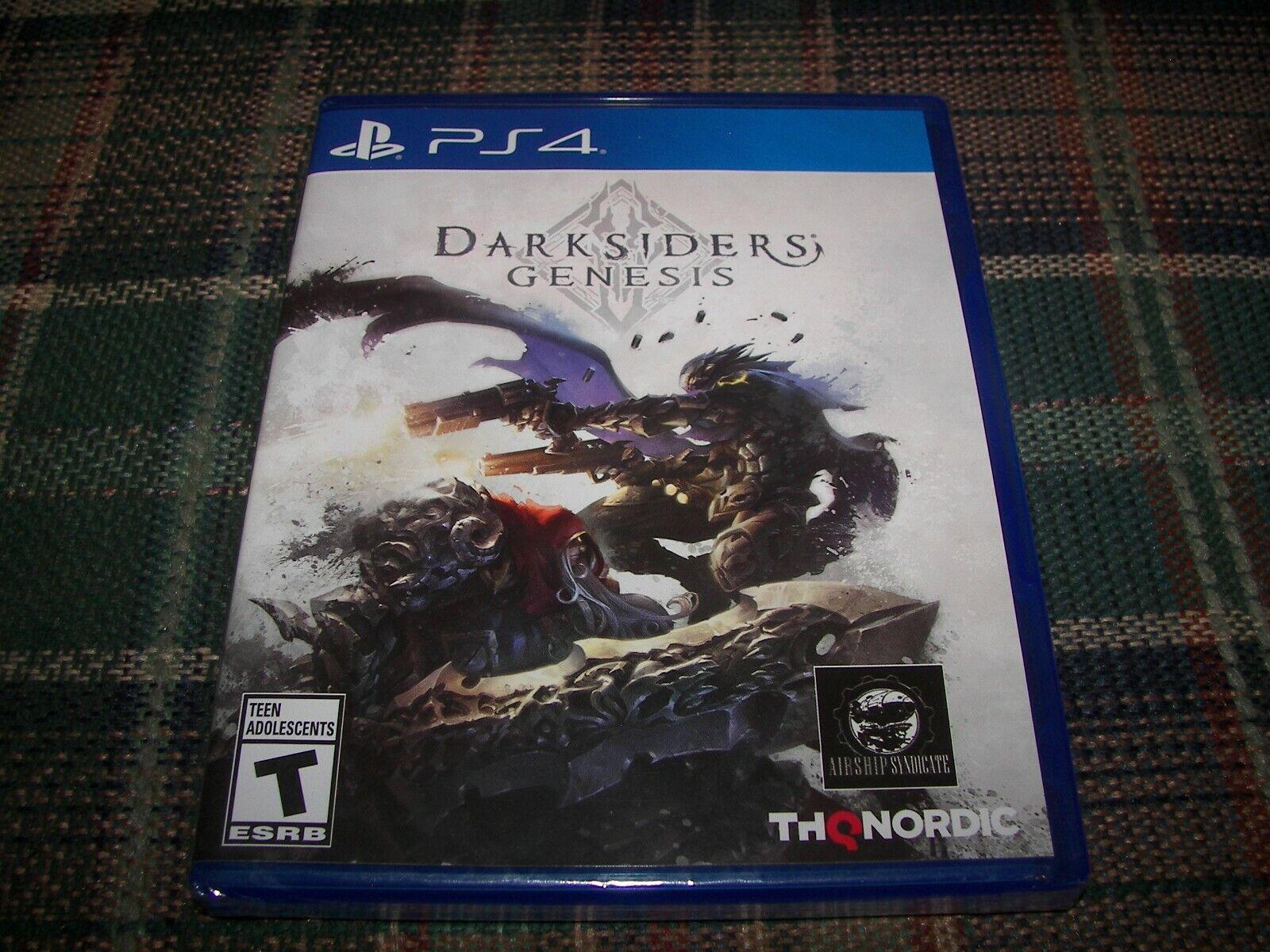 Darksiders Genesis Sony PlayStation 4 PS4 Game BRAND NEW  - $16.00