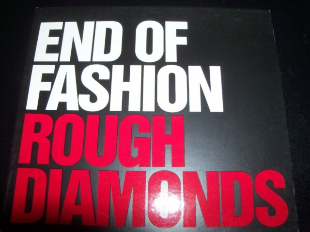 End Of Fashion Rough Diamonds Australian Digipak CD Single