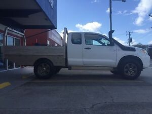 2007 Toyota Hilux SR - make an offer!! Currumbin Valley Gold Coast South Preview
