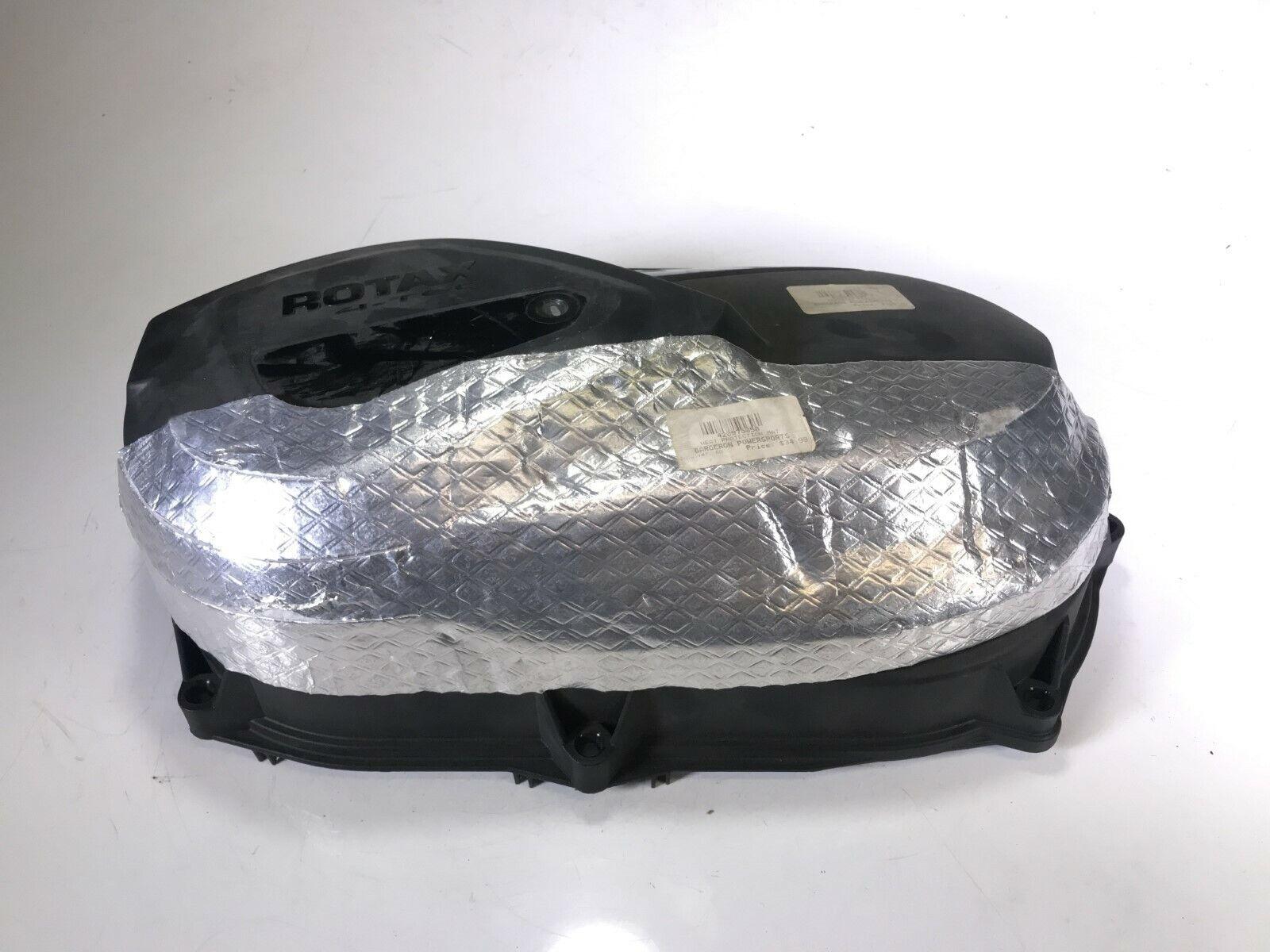 CVT Belt Cover 13 bolt holes Can Am Outlander Renegade BOX No leaks UPDATED BOX