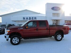 2014 Ford F-250 XLT XTR 4X4 CREW CAB FULLY LOADED VERY CLEAN