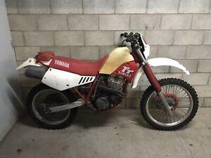 1985 Yamaha TT250