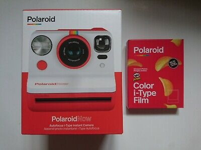 Polaroid Now i-Type Instant Camera with Film Pack - Brand New and Sealed