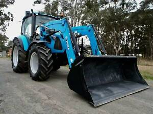 2017 Landini 4.090 4-Series 100 hp Agricultural Farm Tractor Austral Liverpool Area Preview