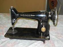 Singer Treadle Sewing Machine Stratham Capel Area Preview