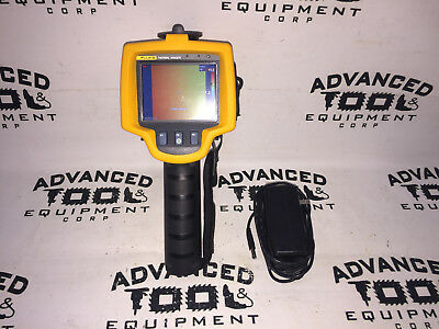 Fluke Tis Thermal Imager Infrared Heat Scanner Camera Temperature Gun