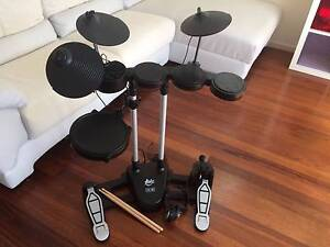 Electric drum kit Brookwater Ipswich City Preview