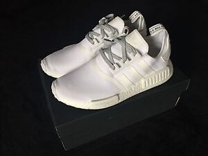 Adidas NMD R1 S31506 White Reflective 10US DS