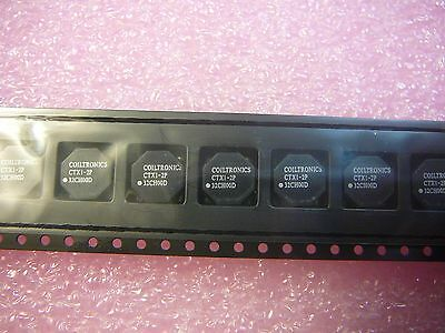 Coiltronics Ctx1-2p Inductor Array 2-coil 1.22uh Smd New 5pkg