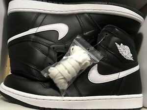 Air Jordan 1 Retro High OG Yin Yang Black Size 9
