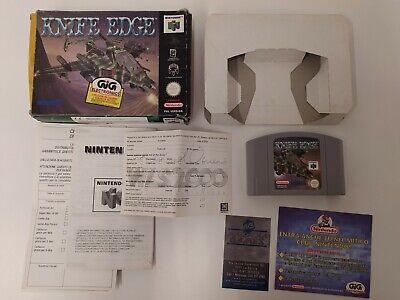 N64 Knife Edge (no manuale) PAL