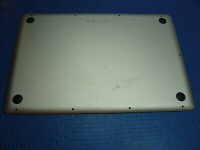 "Apple Macbook Pro 13/"" A1278 2009 Laptop Bottom Base Case Cover Silver 613-8145-B"