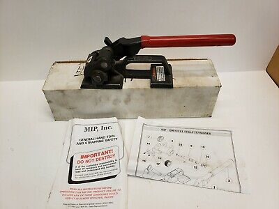 Mip-1200 Steel Strapping Tensioner Feed Wheel Made In Usa Free Shipping