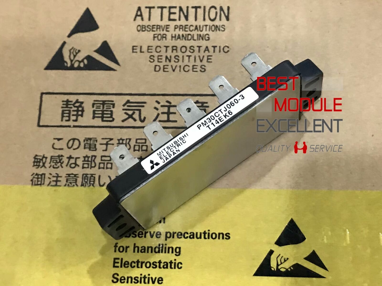 1PCS PM30CTJ060-3 New Best Offer Power Module Best Price Quality Assurance