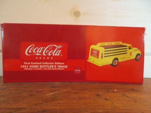 Coca Cola 1951 Ford Bottler