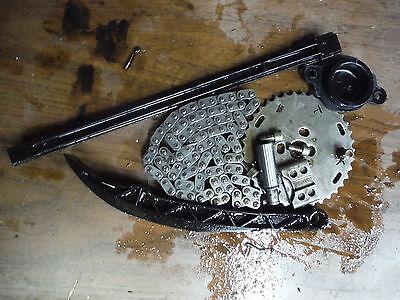 2002 SEADOO SEA DOO GTX 4-TEC 155 TIMING CHAIN GUIDE SET     BIN 02-4