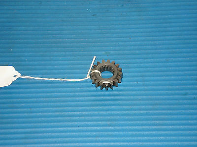02 Honda CR 80 Primary Drive Gear