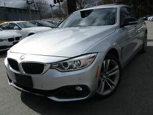 2016 BMW 4 Series 428I XDRIVE GRAN COUPE~NAVI~ONE OWNER~AWD