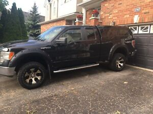 2010 f150 4x4 black, original owner