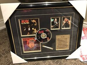 AC/DC - framed picture