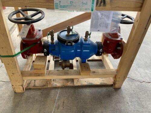 """Zurn Wilkens 3-375A OSY 3"""" Reduced Pressure Backflow Preventer"""