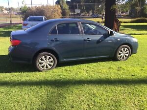 2007 TOYOTA COROLLA AUTOMATIC SEDAN $5990  ( ONLY 136 575 KMS )