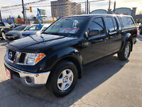 2005 Nissan Frontier 4WD CREW CAB SE 4X4 SPORT...PERFECT COND.