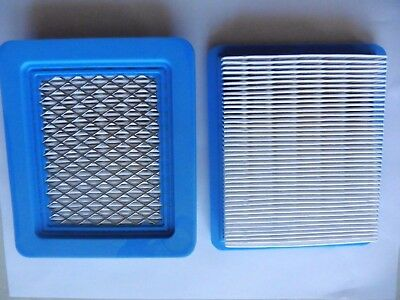 Briggs Stratton John Deere - 2 REPL BRIGGS & STRATTON AIR FILTER HONDA JOHN DEERE 399959 491588 AM116236 5043