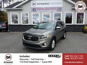 2017 Kia Sorento LX Turbo 2 L AWD! APPLE/ANDROID! OWN FOR $17...