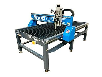 New Built To Order Shopsabre Cnc Plasma Table - Sidekick Series