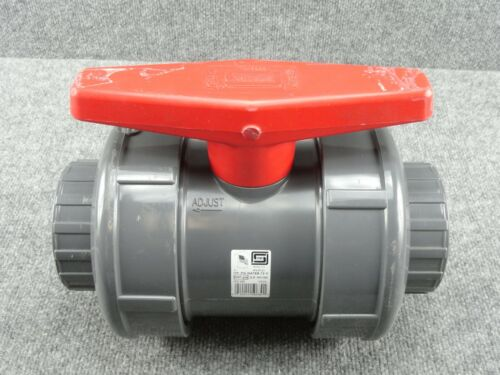 "Unused Spears 2332-030 PVC 3"" True Union Ball Valve"